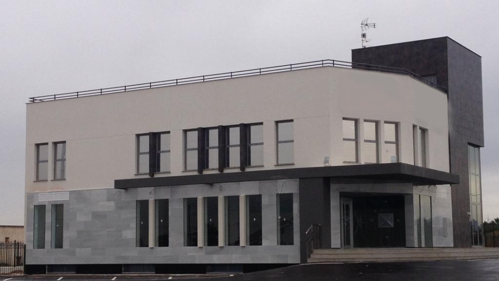 Edificio de oficinas en dip tercia camino cartagena for Oficinas cajamar murcia