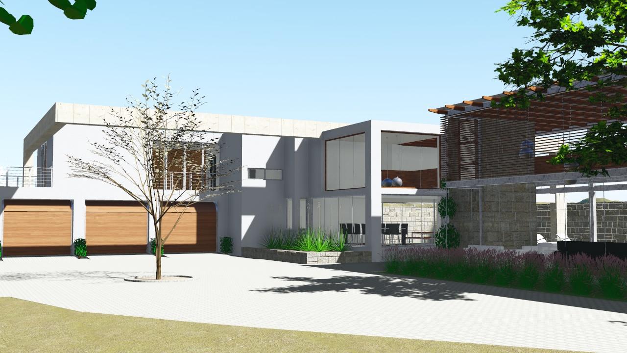 Vivienda unifamiliar concepto 703 nc arquitectura for Vivienda unifamiliar arquitectura