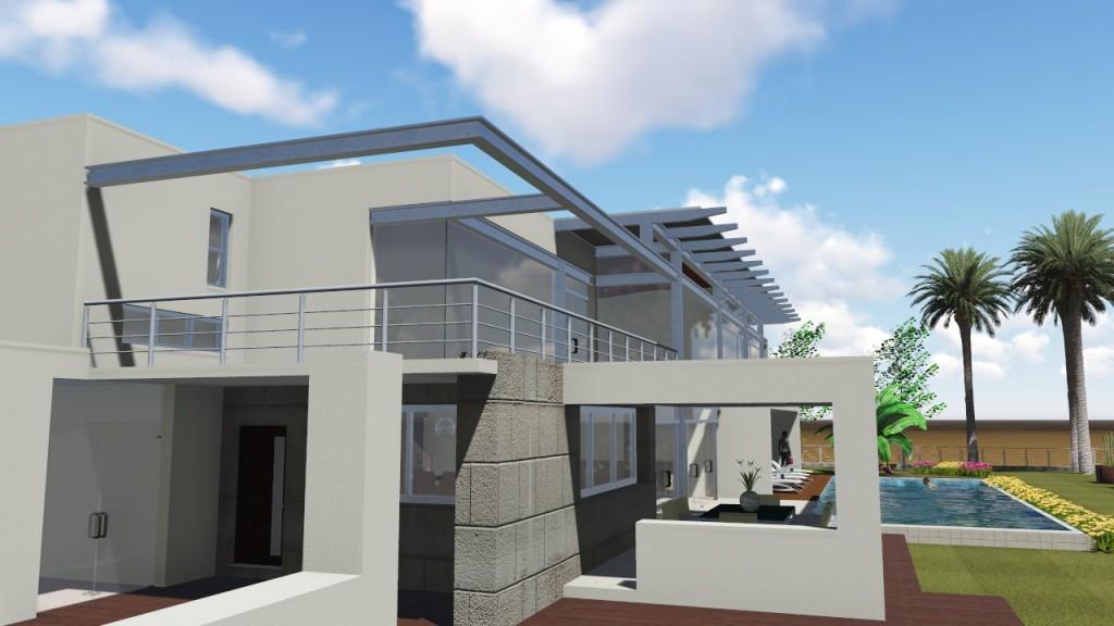 Vivienda unifamiliar concepto 710 nc arquitectura for Vivienda unifamiliar arquitectura