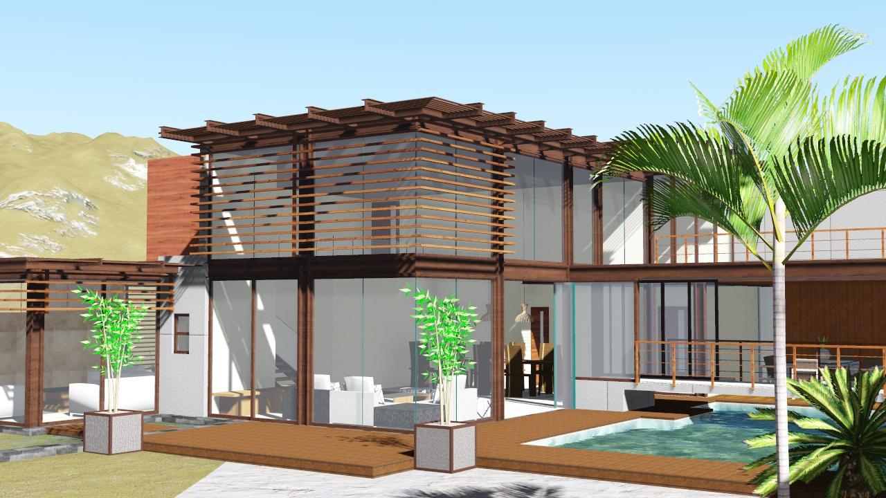 Vivienda unifamiliar concepto 700 nc arquitectura for Vivienda unifamiliar arquitectura