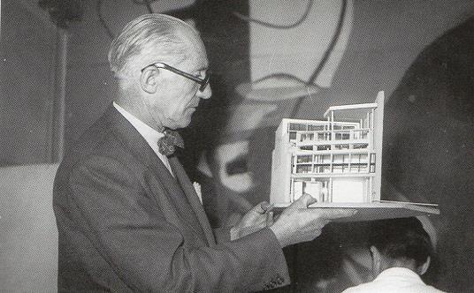 Carta de le corbusier al dr curutchet nc arquitectura - Le corbusier casas ...