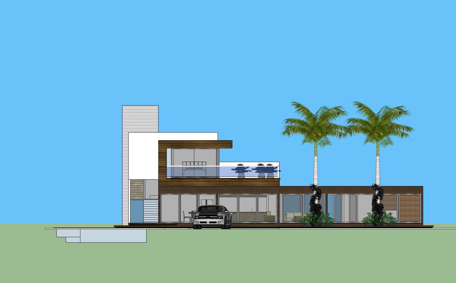 Alzado 01 nc arquitectura - Alzado arquitectura ...